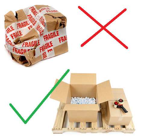 How to Package eBay Parcels