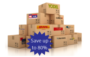 How to Reduce Shipping Rates by 80 percent