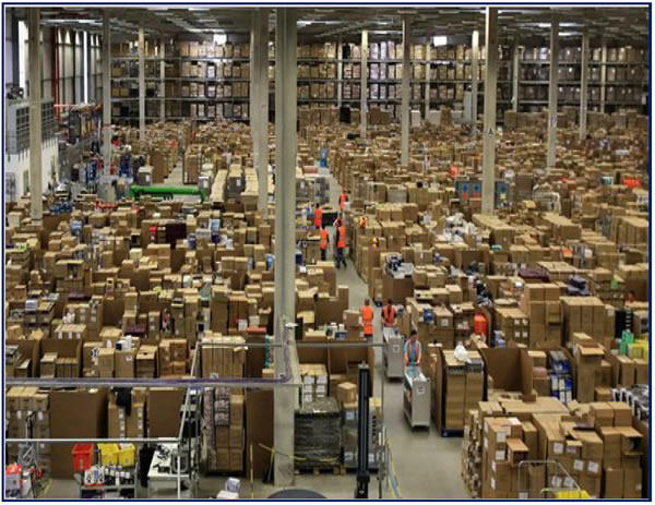 ecommerce and logistics Logistics companies can be intimidating if you've never done it before here's everything you need to know about third-party warehousing and fulfillment.