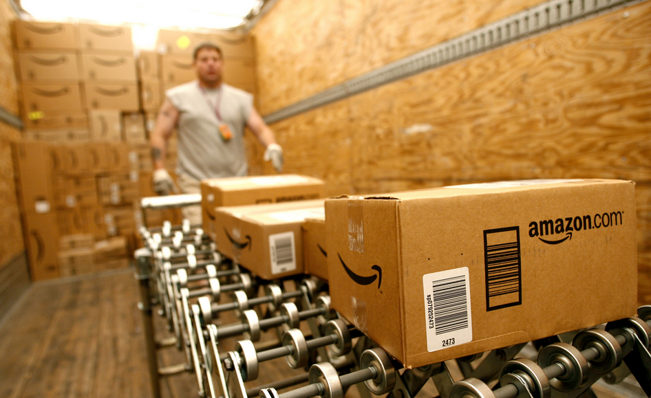 Amazon UK Shipping Figures Compared and Contrasted with the UK Market