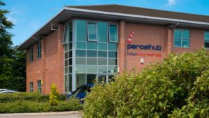 New administrative headquarters at Colwick Quays in Nottingham