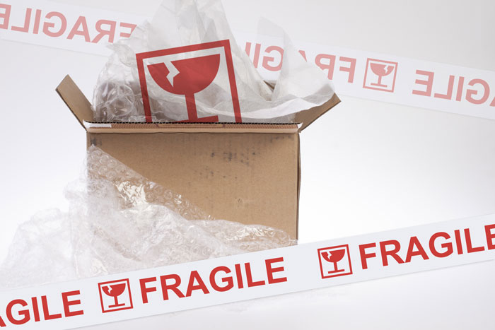Shipping Fragile Items UK