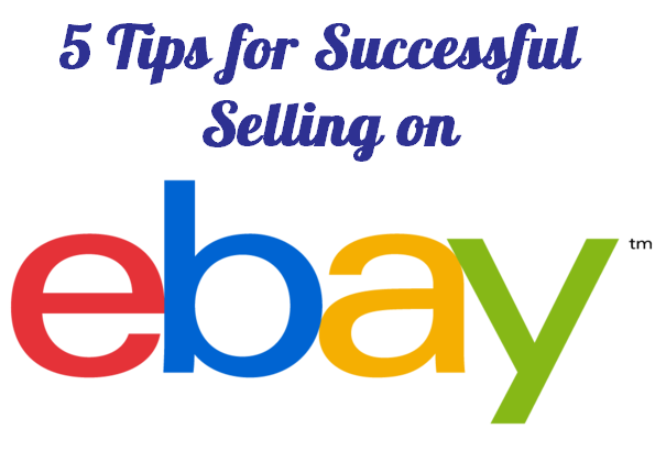 Image result for 5 tips for selling on ebay
