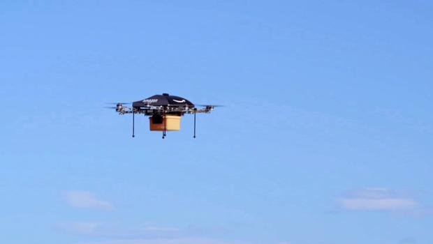 Amazon drones release date