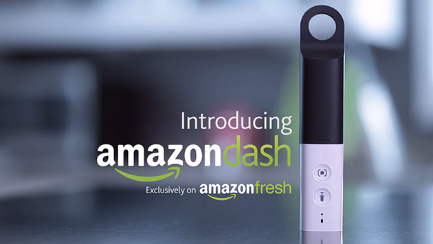 Impact of Amazon Dash on Seller Central UK