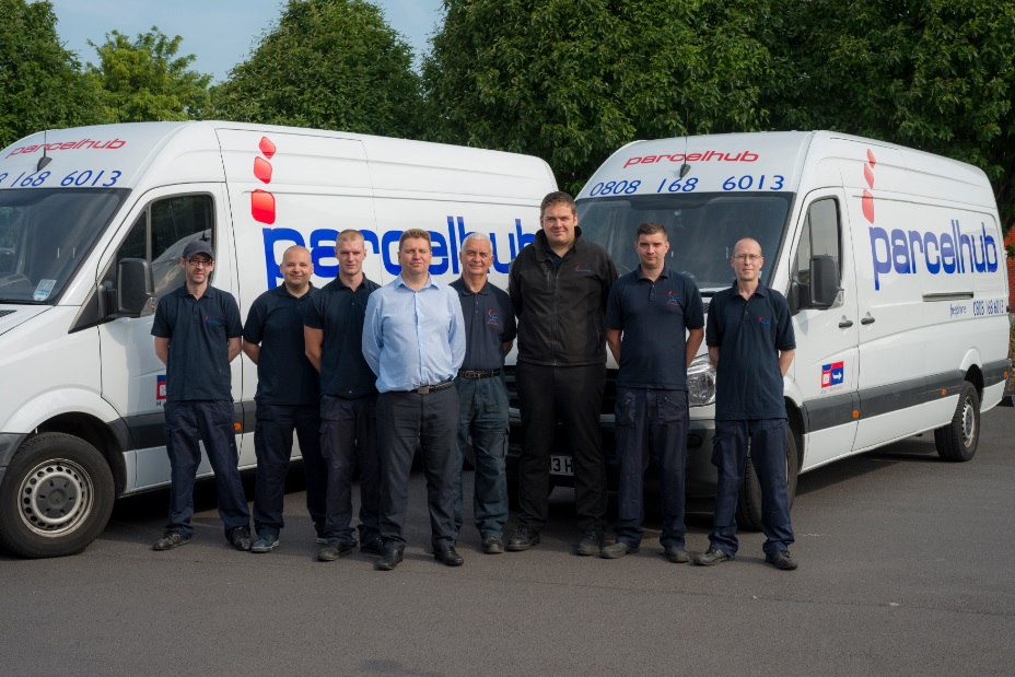 Couriers in Nottingham presenting driver vacancies