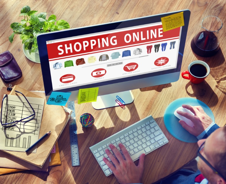 How big is the UK's e-commerce market going to get by 2018?