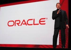 Oracle CEO Larry Ellison Speaks At Oracle OpenWorld 2012