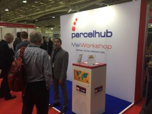 Great British Business Show Parcelhub Mark Hurdis