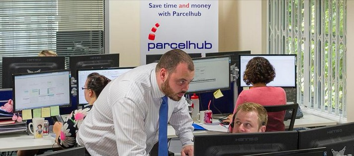 Parcelhub customer service and support