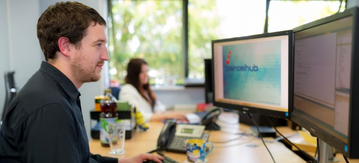Courier management software development career opportunities in the Nottingham area