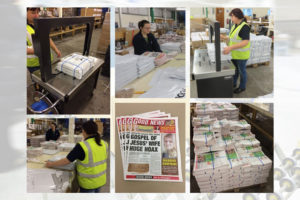 newspaper fulfillment case study for publishers