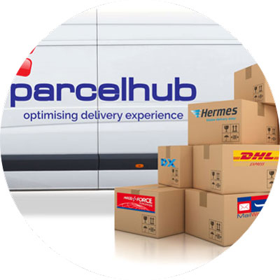 Small Business Parcel Delivery UK