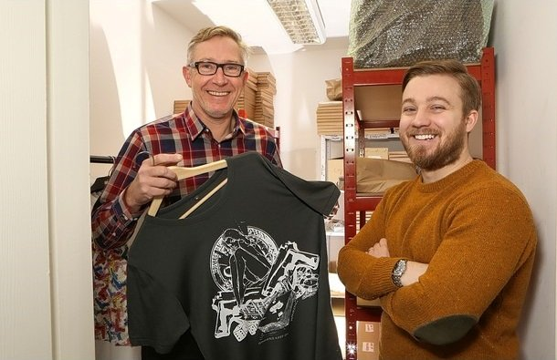 Sauce and Brown Clothing Nottingham Small Business Startups