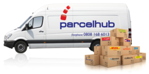 Parcel delivery for eBay sellers