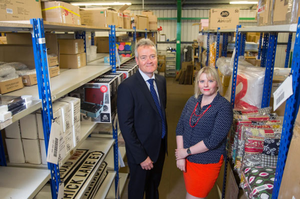 Product order fulfillment case study at UK fulfilment house