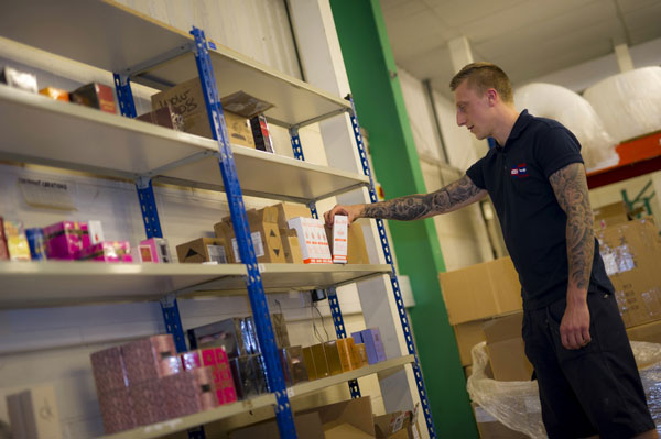 Picking, Packing and Shipping Services UK