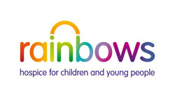 Rainbows Children's Hospice Logo