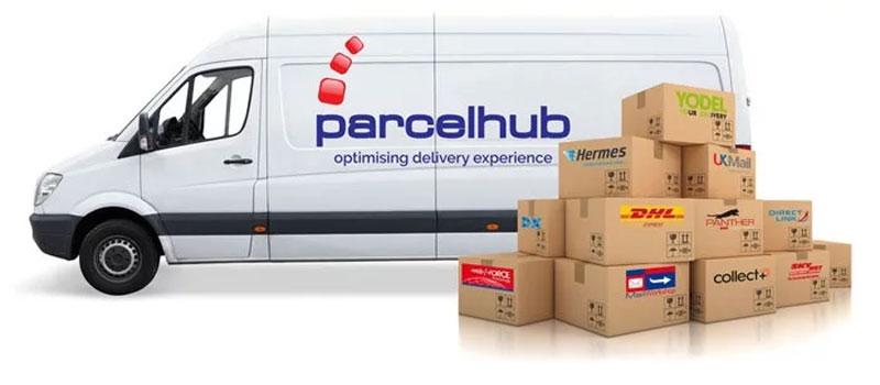 Amazon third party logistics UK