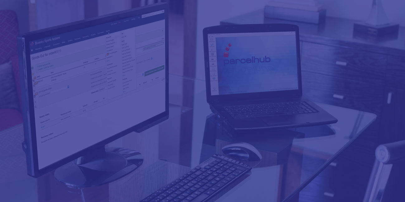 Brightpearl Courier Integration | Bespoke Shipping Software | Parcelhub
