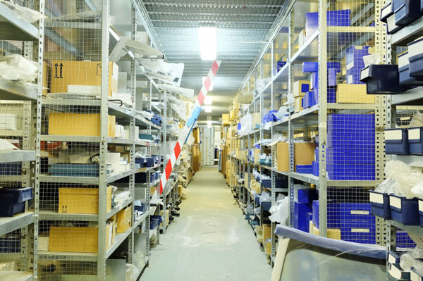 eCommerce Warehousing and Storage