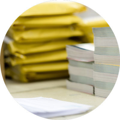 education mailing services europe