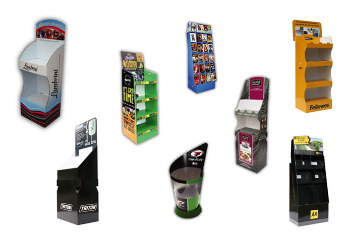 point of sale display distributors uk 2017
