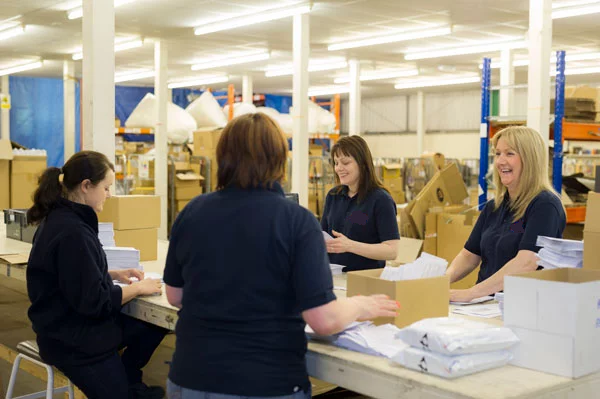 direct mail distribution uk
