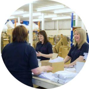 direct mail distributors great britain