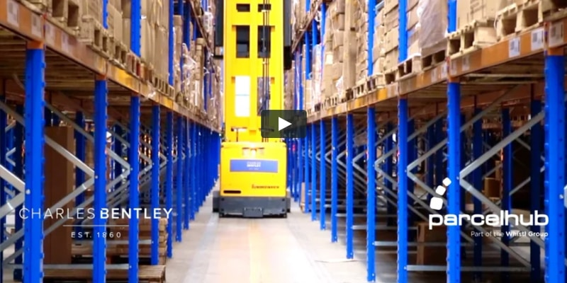 ecommerce parcel shipping case study interview 2022