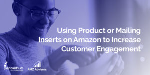 amazon product insert card template
