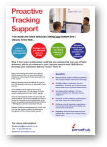 fact sheet proactive tracking support uk