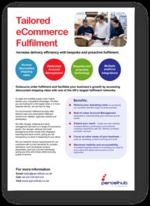 tailored ecommerce fulfilment