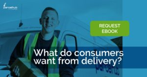 Consumer delivery expectations