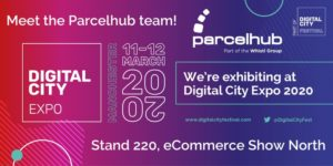 ecommerce shipping and delivery provider at ecommerce show north part of digital city expo manchester 2020