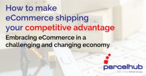 impact of coronavirus covid19 on ecommerce delivery
