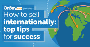 How to sell internationally