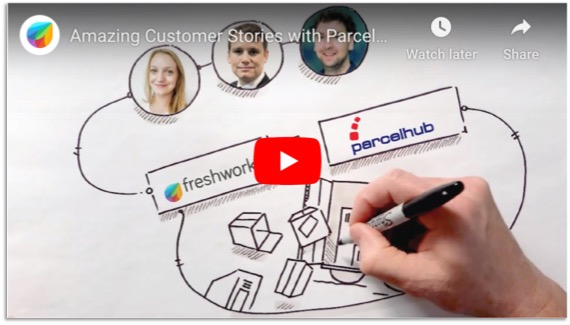 ecommerce delivery vidcast