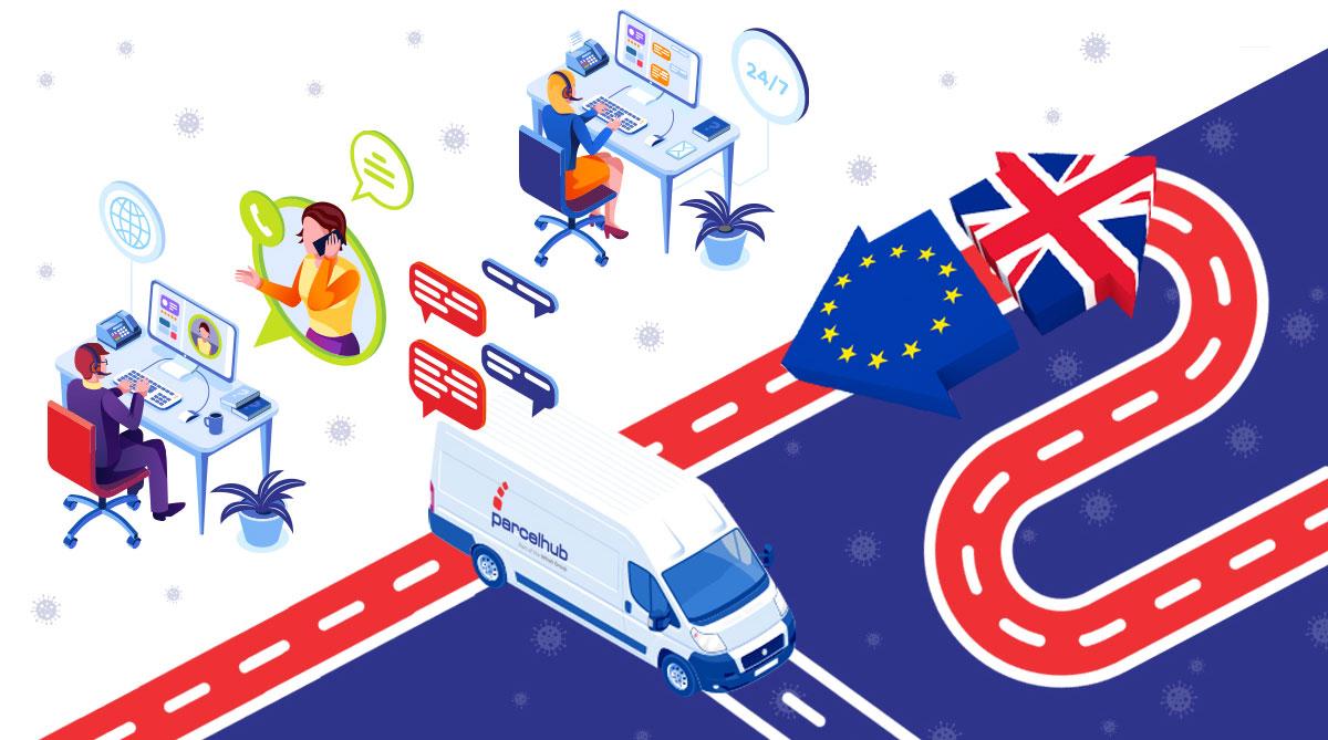 how parcelhub navigated a unique 2020