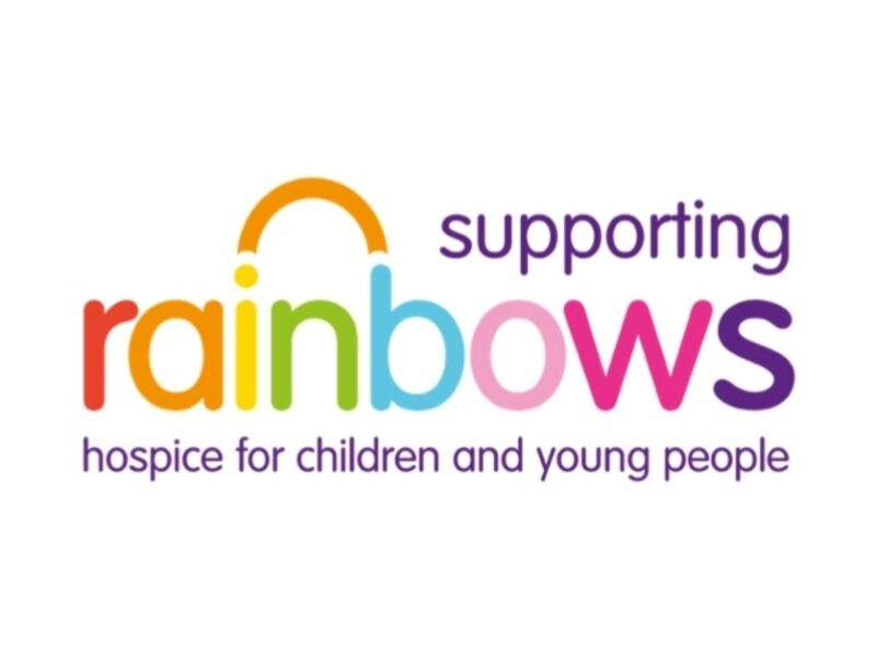 rainbows childrens hospice parcelhub charity partner uk