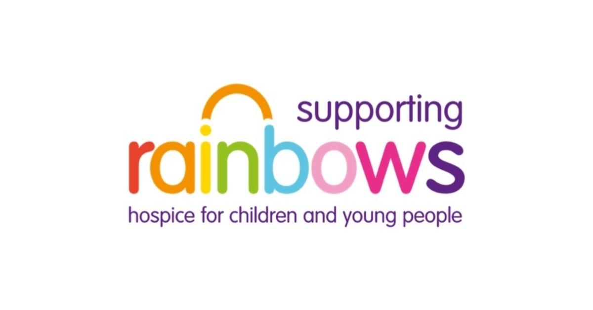 rainbows childrens hospice parcelhub charity partner uk