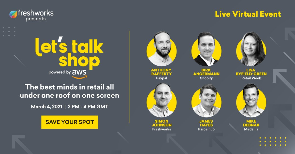 ecommerce shipping podcast and live virtual webinar